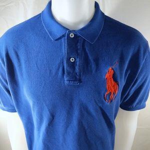 Polo Ralph LaurenMen's Big Logo Embroidered Polo